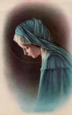 Vierge Marie 9
