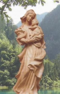 Sculpture de Brandily