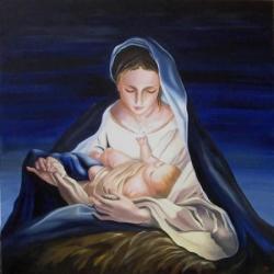 Vierge à l'Enfant 3