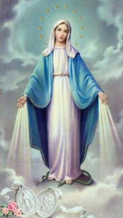 Vierge Marie 8
