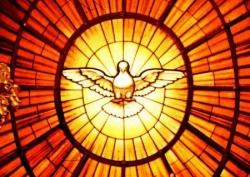 Le Saint Esprit (colombe) 3