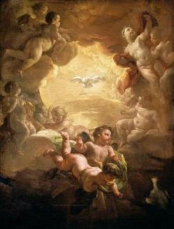 Le Saint Esprit (colombe) 8