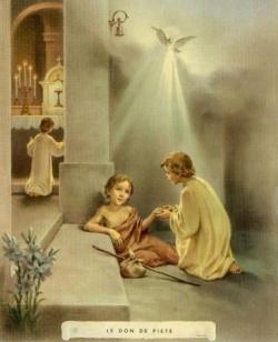 Le don de piété