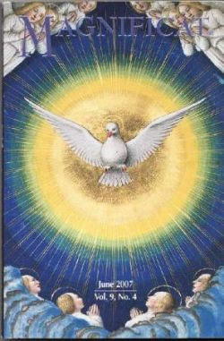 Le Saint Esprit (colombe) 1