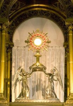 Adoration du Saint-Sacrement 6