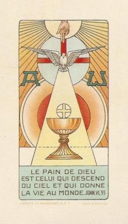 """Le """"Pain de Dieu"""""""