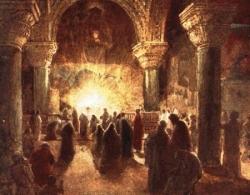 Messe des premiers siècles