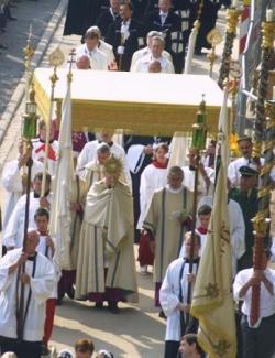 Procession de la Fête-Dieu 2