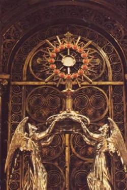 Adoration du Saint-Sacrement 5