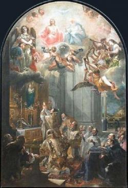 La Sainte Messe 1