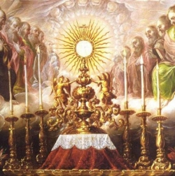 Adoration du Saint-Sacrement 2