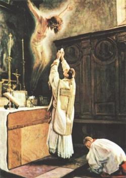 La Sainte Messe 4