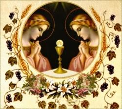 Adoration du Saint-Sacrement 9
