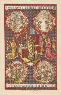 La Sainte Messe 5