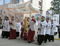 Procession de la Fête-Dieu 1