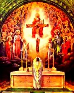 La Sainte Messe 3
