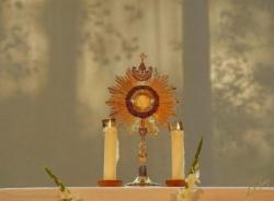 Adoration du Saint-Sacrement 3