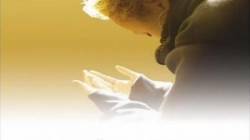 Femme en prière 2