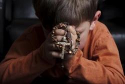Enfant en prière 3