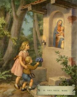 Je vous salue Marie 1