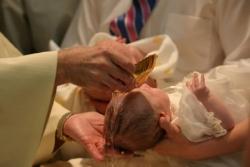 Le Sacrement du baptême 2