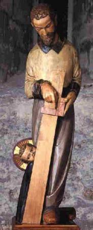 St Joseph par Henri Charlier