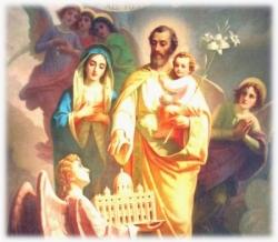 St Joseph, par Giuseppe Rollini (1893)