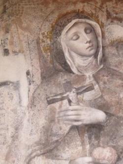 Ste Véronique Giuliani (1660-1727)