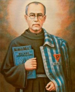 St Maximilien-Marie Kolbe (1894-1941)