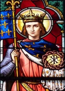 St Louis, roi de France