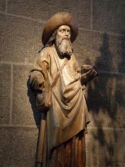 St Jacques le Majeur, apôtre