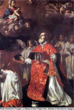 St Philippe Néri (1515-1595)