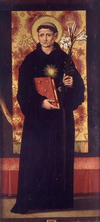 St Nicolas de Tolentino, confesseur