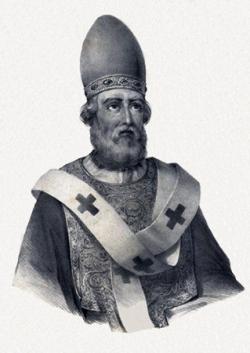 St Damase 1er (v.305-384)