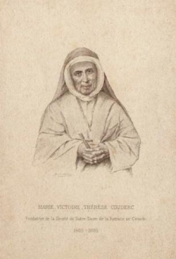 Ste Thérèse Couderc (1805-1885)