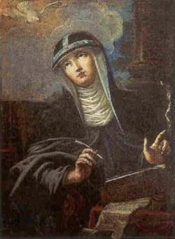 Ste Brigitte de Suède (v.1303-1373)