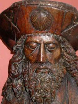 St Jacques le Majeur