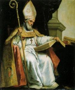 St Isidore de Séville, confesseur et docteur de l'