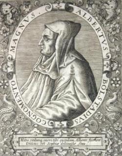 St Albert le Grand