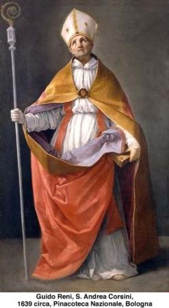 St André Corsini (1302-1373)