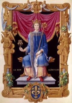St Louis, Roi de France (1)