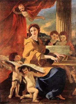 Ste Cécile († 230)