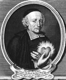 St Jean Eudes (1601-1680)