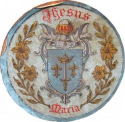 Armoiries de Ste Jeanne d'Arc