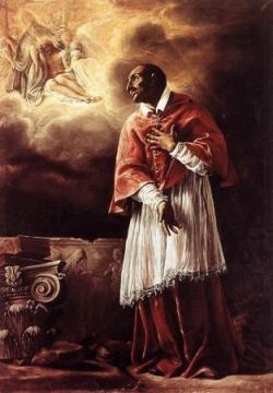 St Charles Borromée (1538-1584)