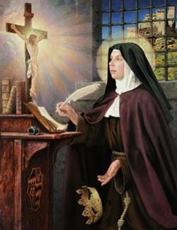 Ste Battista Varani (1458-1527)