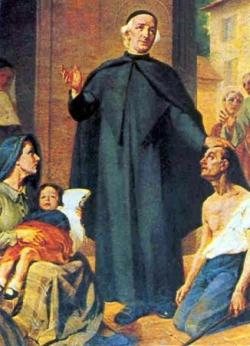 St Joseph Benoît Cottolengo (1786-1842)