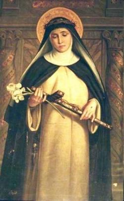 Ste Catherine de Sienne