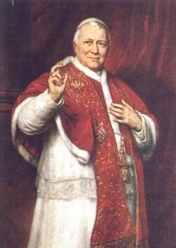 Bx Pie IX, pape de 1846 à 1878
