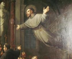 St Joseph de Cupertino (1603-1663)